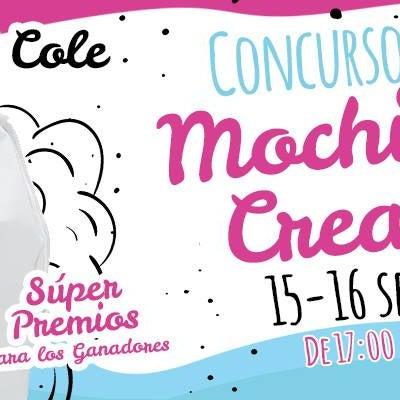 Con la #VueltaAlCole, os traemos un concurso nuevo para empezar muy motivados para niños de 4 a 10 años. Apuntad las fechas y los horarios: 🗓 15-16 de Septiembre 🕔 17h a 20h