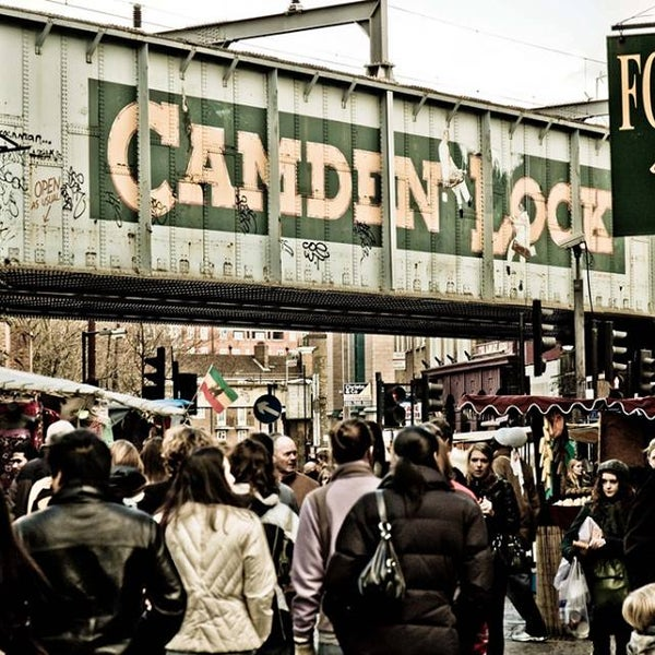 One of London's trendiest areas is Camden! Read up all about the northern district: www.bit.ly/gwo-camden-london-guide