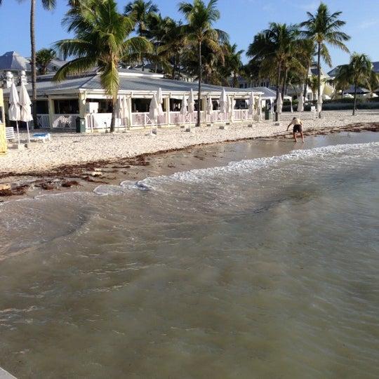 Foto diambil di Southernmost Beach Cafe oleh Dave D. pada 10/14/2012