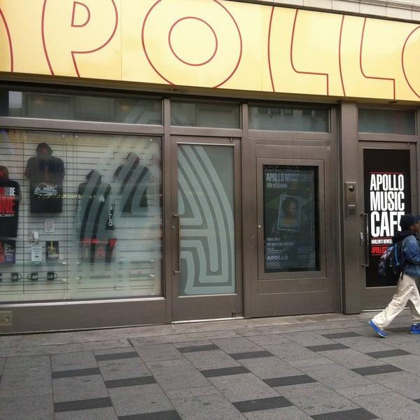 Das Foto wurde bei Apollo Theater von Miguel M. am 4/11/2013 aufgenommen