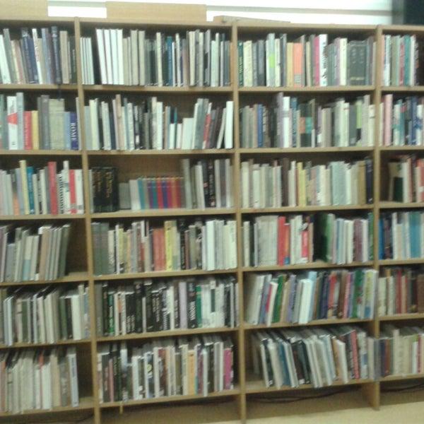 Knjiznica August Cesarec Library In Zagreb