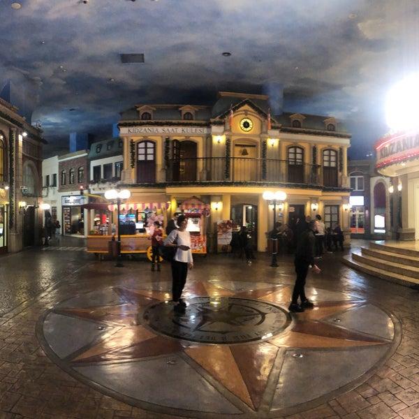 11/22/2019에 Demir님이 KidZania İstanbul에서 찍은 사진