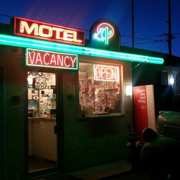 Photo prise au Route 66 Motel par Jurgen le5/14/2014