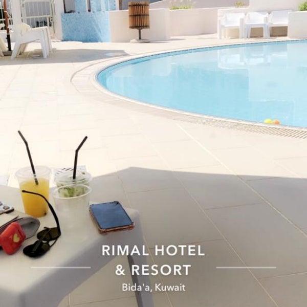 รูปภาพถ่ายที่ Rimal Hotel & Resort โดย Hajar A. เมื่อ 9/13/2019