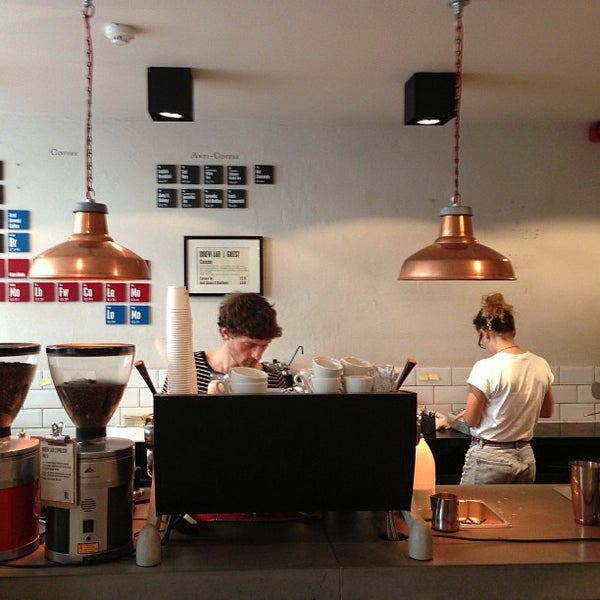 Foto diambil di Brew Lab Coffee oleh YingMing Z. pada 8/31/2013