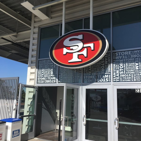 7efef1980 Photo taken at 49ers Team Store by John L. on 9 25 2018