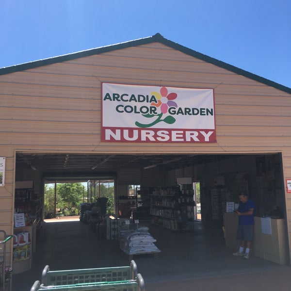 Arcadia Color Garden Camelback East 1832 N 52nd St