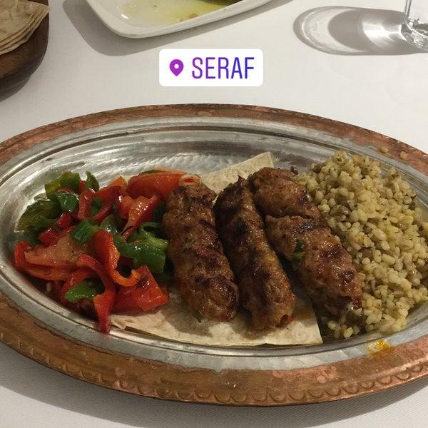 2/6/2019 tarihinde Hasan A.ziyaretçi tarafından Seraf Restaurant'de çekilen fotoğraf