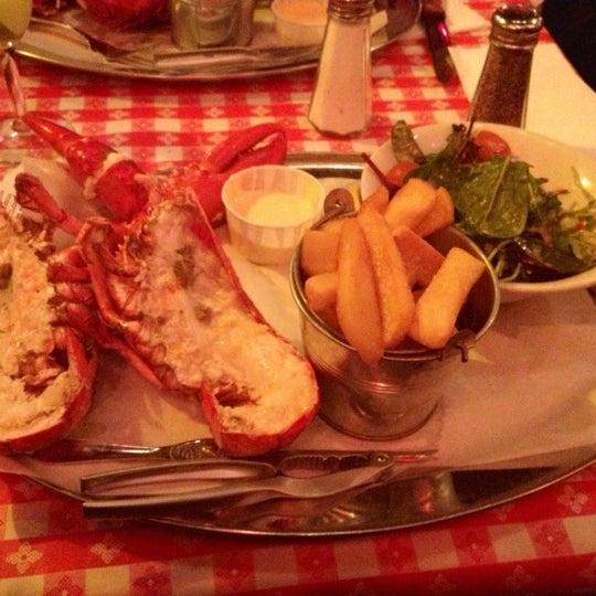 11/6/2012にNatasha A.がBig Easy Bar.B.Q & Crabshackで撮った写真