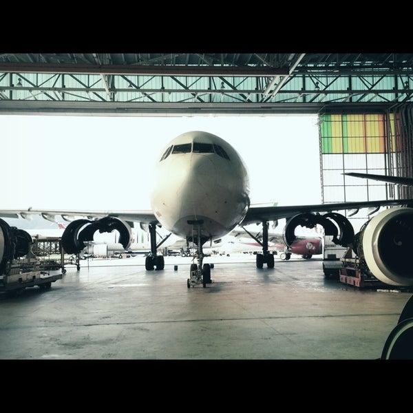 Снимок сделан в Аэропорт Стамбул им. Сабихи Гёкчен (SAW) пользователем EypCskn ✈️ 4/3/2013