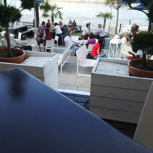 Am sunset ludwigshafen lounge rhein rheinoase Sunset Lounge