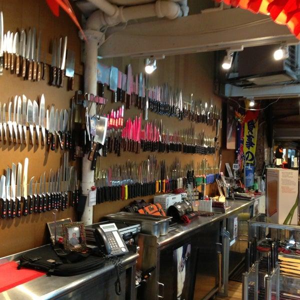 Das Foto wurde bei Bowery Kitchen Supplies von Sigward M. am 3/7/2013 aufgenommen