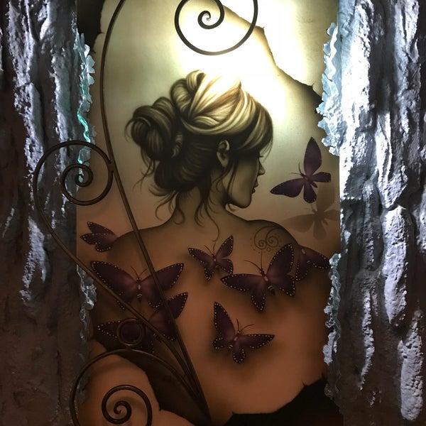 4/4/2018에 Aida S.님이 Restaurante & Bar La Strega에서 찍은 사진