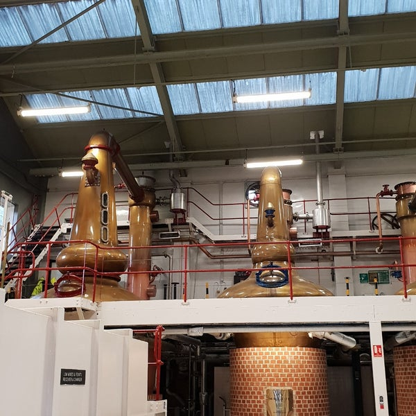 Whiskey 101 - Review of Glengoyne Distillery, Glasgow ...