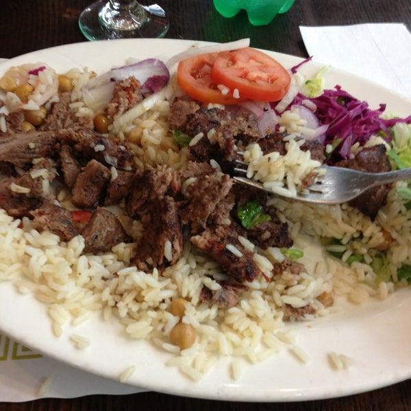 Photo Taken At Beyti Turkish Kebab By You L On 8 10 2017