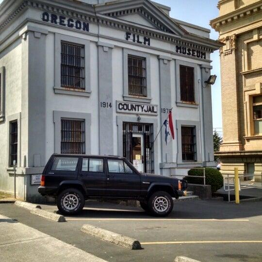 Oregon Film Museum - Museum in Astoria