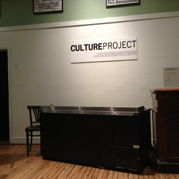 Снимок сделан в The Lynn Redgrave Theater at Culture Project пользователем Yuliya B. 2/24/2013