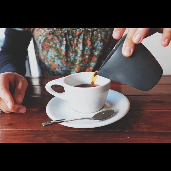 5/25/2013にKeong S.がEveryday Coffeeで撮った写真