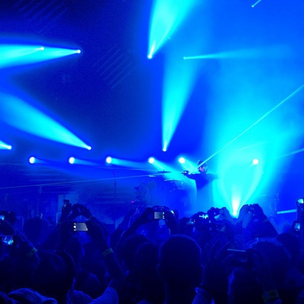 10/4/2012にHumberto M.がHammerstein Ballroomで撮った写真