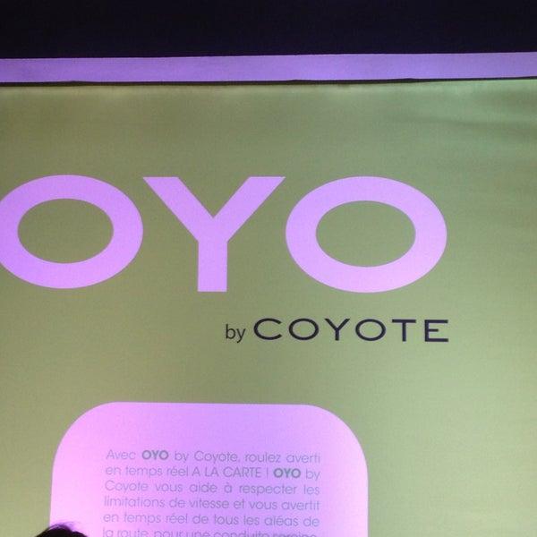 Oyo By Coyote Boutique Ephemere Automotive Shop In Porte Saint Denis