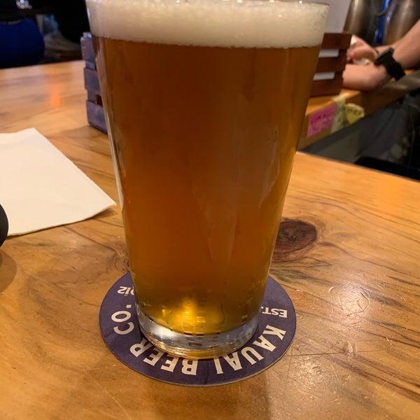 1/10/2020にNick F.がKauai Beer Companyで撮った写真