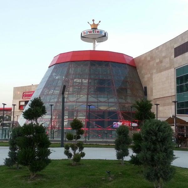 4/29/2013 tarihinde Gokhan O.ziyaretçi tarafından Atlantis Alışveriş ve Eğlence Merkezi'de çekilen fotoğraf