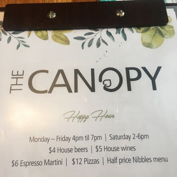 Foto tirada no(a) The Canopy at Hyde por Kiri N. em 5/2/2019
