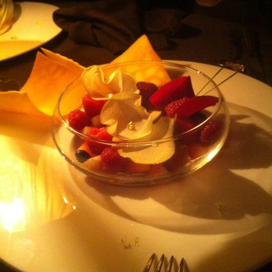 Foto tomada en Brasserie Pushkin por Diana F. el 9/13/2012