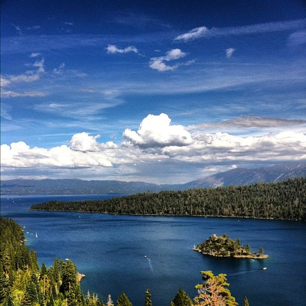 Emerald Bay Lookout - South Lake Tahoe, CA