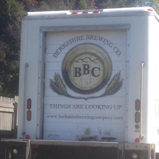 Photo prise au Berkshire Brewing Company par Walt F. le9/28/2013