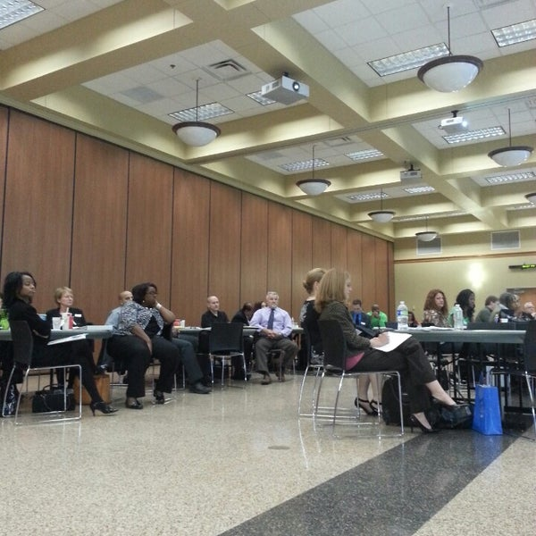 Photo taken at Tarrant County College (Southeast Campus) - Ballroom by Tim M.