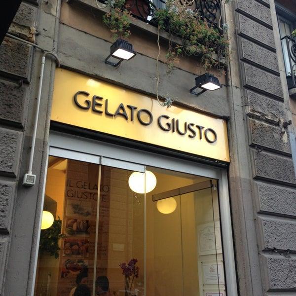 Foto tomada en Gelato Giusto por Giancarlo G. el 6/1/2013