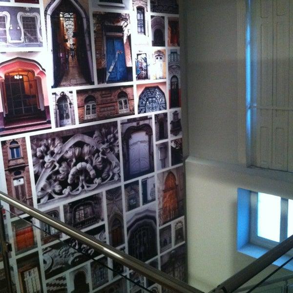 Das Foto wurde bei MODO Museo del Objeto del Objeto von Ricardo M. am 3/17/2013 aufgenommen