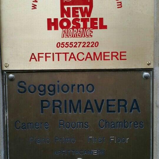 Photos at Soggiorno Primavera B&B Florence - San Jacopino ...