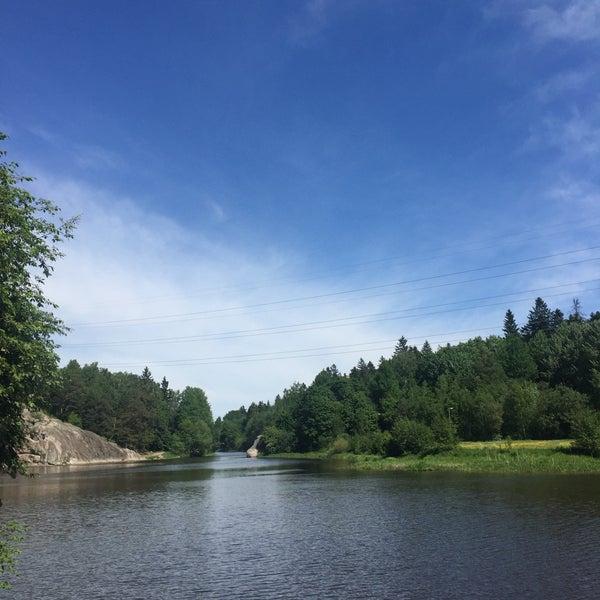 Das Foto wurde bei Pikkukosken uimaranta von Mari N. am 6/3/2018 aufgenommen