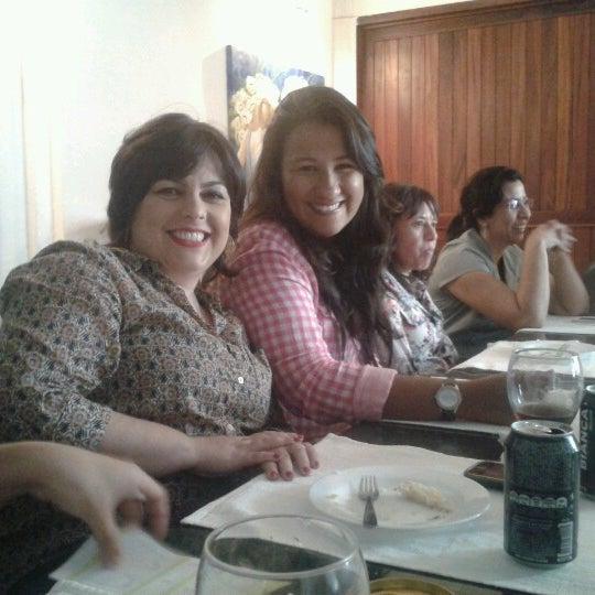 10/10/2012 tarihinde Leandro L.ziyaretçi tarafından Limone Restaurante e Café'de çekilen fotoğraf