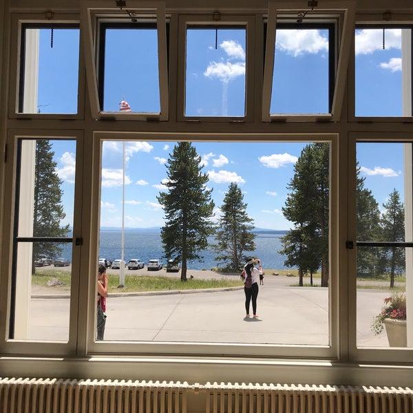 Photos At Lake Yellowstone Hotel Dining Room