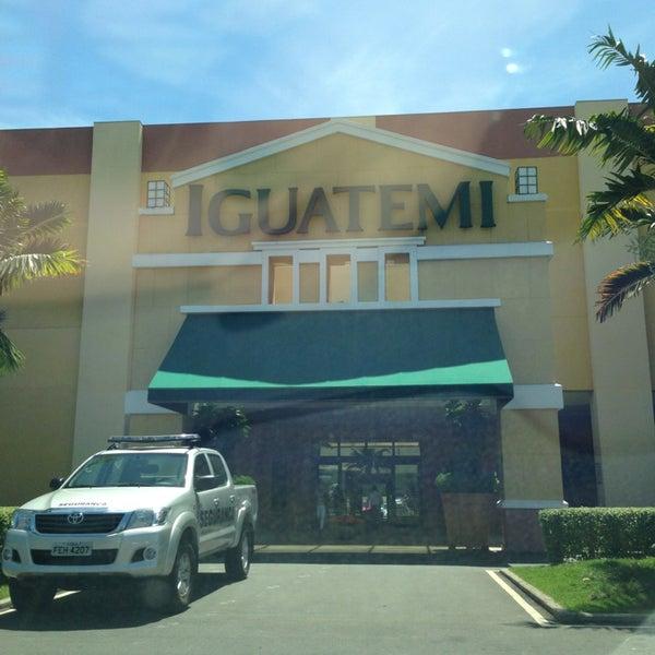 Das Foto wurde bei Shopping Iguatemi von M T. am 3/8/2013 aufgenommen