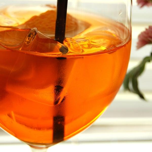 Летний коктейль Spritz