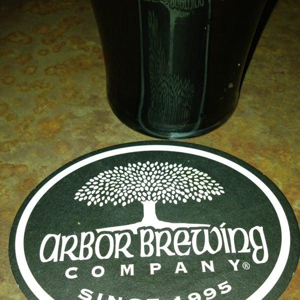 Foto tomada en Arbor Brewing Company por Vince el 3/10/2013