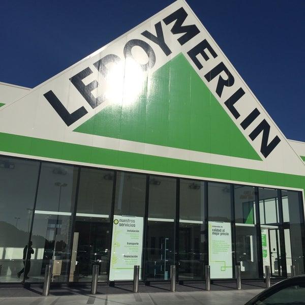 Leroy Merlin Finestrat Benidorm Department Store