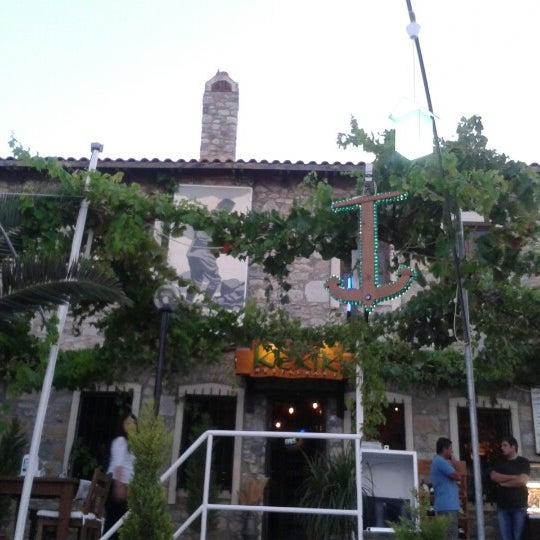 7/5/2013 tarihinde Basak E.ziyaretçi tarafından Kekik Restaurant'de çekilen fotoğraf