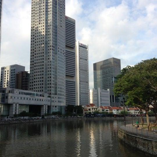 Foto diambil di Singapore River oleh ,7TOMA™®🇸🇬 S. pada 11/10/2012