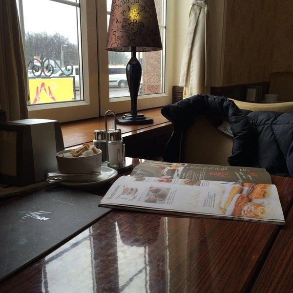 Снимок сделан в Круассан-кафе пользователем Динара А. 1/26/2015