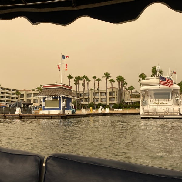 Снимок сделан в Balboa Bay Resort пользователем Sara🇸🇦🇺🇸 9/11/2020