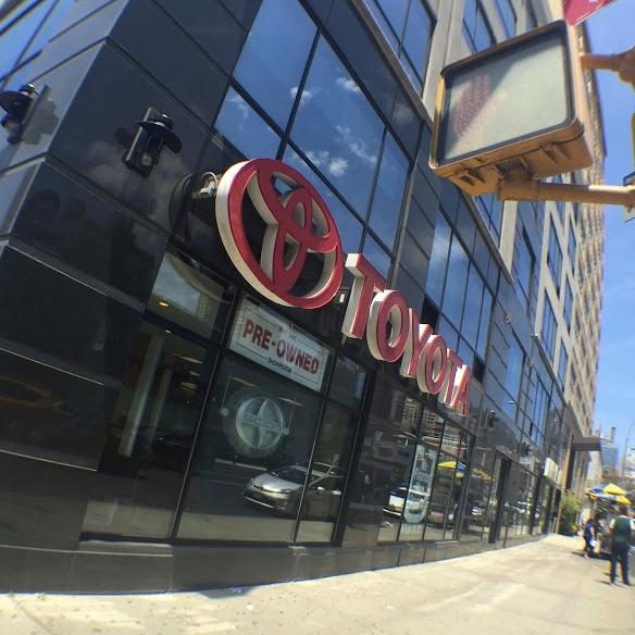 Toyota Of Manhattan >> Photos At Toyota Of Manhattan Auto Dealership In New York