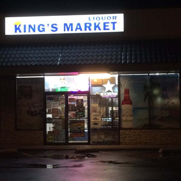 king's market & liquor - Kalihi - Palama - 0 tips