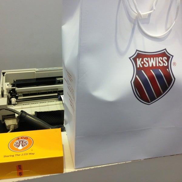 Photos at K-Swiss - Ayala Alabang - 0 tips
