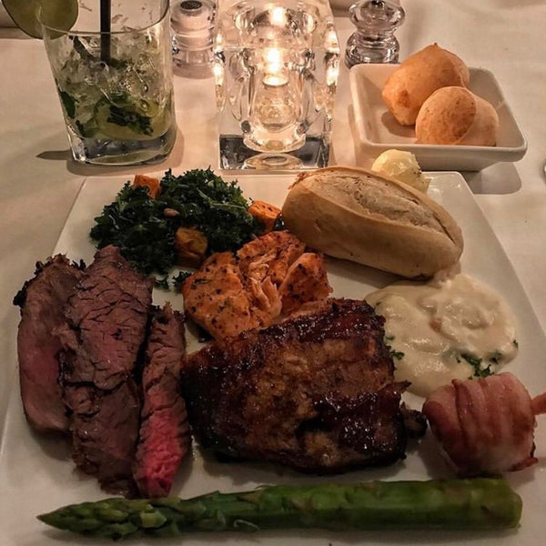 Foto diambil di Chima Brazilian Steakhouse oleh Moe A. pada 3/10/2019