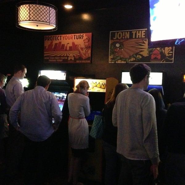 Foto diambil di Headquarters Beercade oleh Nicholas T. pada 6/8/2013
